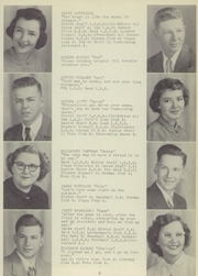 Page 13, 1952 Edition, Mora High School - Carew Yearbook (Mora, MN) online yearbook collection