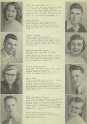 Page 14, 1952 Edition, Mora High School - Carew Yearbook (Mora, MN) online yearbook collection