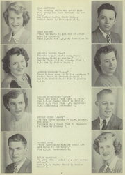 Page 16, 1952 Edition, Mora High School - Carew Yearbook (Mora, MN) online yearbook collection