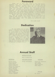 Page 6, 1952 Edition, Mora High School - Carew Yearbook (Mora, MN) online yearbook collection