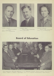 Page 9, 1952 Edition, Mora High School - Carew Yearbook (Mora, MN) online yearbook collection