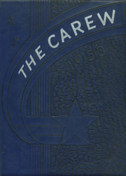1953 Edition, Mora High School - Carew Yearbook (Mora, MN)