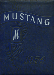 1954 Edition, Mora High School - Carew Yearbook (Mora, MN)