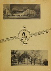 Page 3, 1939 Edition, Aitkin High School - A Book Yearbook (Aitkin, MN) online yearbook collection