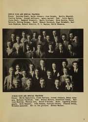 Page 7, 1939 Edition, Aitkin High School - A Book Yearbook (Aitkin, MN) online yearbook collection
