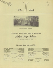 Page 3, 1942 Edition, Aitkin High School - A Book Yearbook (Aitkin, MN) online yearbook collection