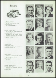 Page 13, 1952 Edition, Aitkin High School - A Book Yearbook (Aitkin, MN) online yearbook collection