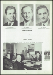 Page 7, 1952 Edition, Aitkin High School - A Book Yearbook (Aitkin, MN) online yearbook collection
