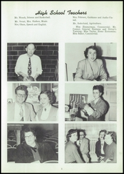 Page 9, 1952 Edition, Aitkin High School - A Book Yearbook (Aitkin, MN) online yearbook collection