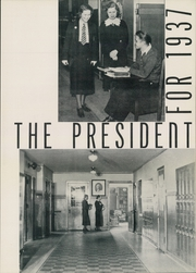 Page 5, 1937 Edition, Washington High School - President Yearbook (St Paul, MN) online yearbook collection