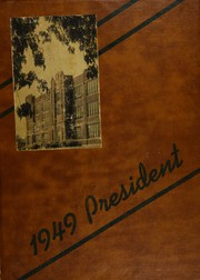 Page 1, 1949 Edition, Washington High School - President Yearbook (St Paul, MN) online yearbook collection
