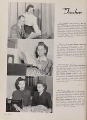 Page 16, 1949 Edition, Washington High School - President Yearbook (St Paul, MN) online yearbook collection