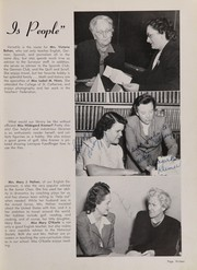 Page 17, 1949 Edition, Washington High School - President Yearbook (St Paul, MN) online yearbook collection