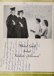 Page 10, 1950 Edition, Washington High School - President Yearbook (St Paul, MN) online yearbook collection