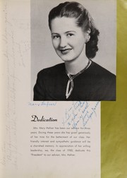 Page 9, 1950 Edition, Washington High School - President Yearbook (St Paul, MN) online yearbook collection