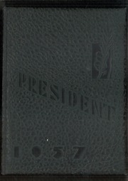 Page 1, 1957 Edition, Washington High School - President Yearbook (St Paul, MN) online yearbook collection