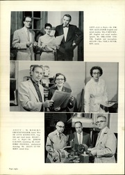 Page 12, 1957 Edition, Washington High School - President Yearbook (St Paul, MN) online yearbook collection