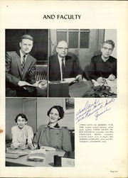 Page 9, 1957 Edition, Washington High School - President Yearbook (St Paul, MN) online yearbook collection