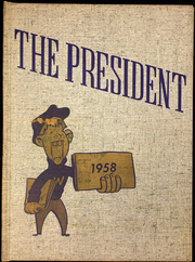 Page 1, 1958 Edition, Washington High School - President Yearbook (St Paul, MN) online yearbook collection