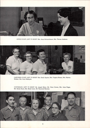 Page 13, 1958 Edition, Washington High School - President Yearbook (St Paul, MN) online yearbook collection