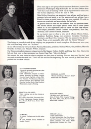 Page 16, 1958 Edition, Washington High School - President Yearbook (St Paul, MN) online yearbook collection