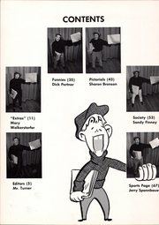 Page 8, 1958 Edition, Washington High School - President Yearbook (St Paul, MN) online yearbook collection