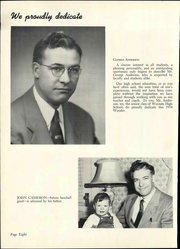 Page 14, 1954 Edition, Wayzata High School - Wayako Yearbook (Wayzata, MN) online yearbook collection