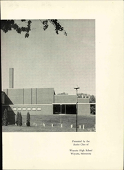 Page 9, 1954 Edition, Wayzata High School - Wayako Yearbook (Wayzata, MN) online yearbook collection