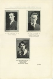 Page 13, 1925 Edition, Windom High School - Winhias Yearbook (Windom, MN) online yearbook collection