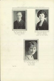 Page 14, 1925 Edition, Windom High School - Winhias Yearbook (Windom, MN) online yearbook collection
