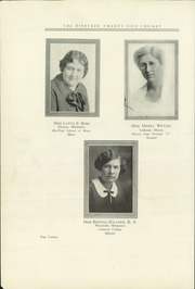 Page 16, 1925 Edition, Windom High School - Winhias Yearbook (Windom, MN) online yearbook collection