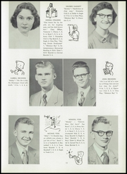 Page 17, 1951 Edition, Windom High School - Winhias Yearbook (Windom, MN) online yearbook collection