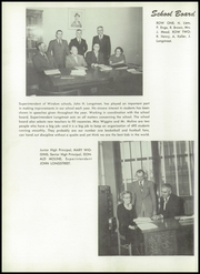 Page 8, 1951 Edition, Windom High School - Winhias Yearbook (Windom, MN) online yearbook collection