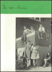 Page 11, 1941 Edition, White Bear High School - Matoskan (White Bear Lake, MN) online yearbook collection