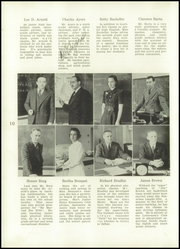 Page 14, 1941 Edition, White Bear High School - Matoskan (White Bear Lake, MN) online yearbook collection