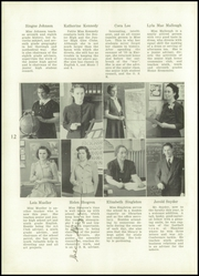 Page 16, 1941 Edition, White Bear High School - Matoskan (White Bear Lake, MN) online yearbook collection