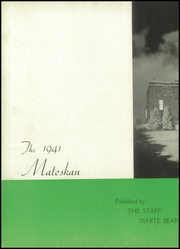 Page 6, 1941 Edition, White Bear High School - Matoskan (White Bear Lake, MN) online yearbook collection