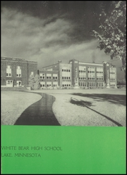 Page 7, 1941 Edition, White Bear High School - Matoskan (White Bear Lake, MN) online yearbook collection