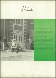 Page 8, 1941 Edition, White Bear High School - Matoskan (White Bear Lake, MN) online yearbook collection