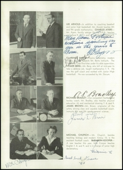 Page 14, 1942 Edition, White Bear High School - Matoskan (White Bear Lake, MN) online yearbook collection