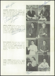 Page 17, 1942 Edition, White Bear High School - Matoskan (White Bear Lake, MN) online yearbook collection