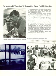 Page 9, 1966 Edition, White Bear High School - Matoskan (White Bear Lake, MN) online yearbook collection