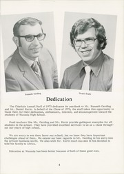 Page 9, 1973 Edition, Waconia High School - Chieftain Yearbook (Waconia, MN) online yearbook collection