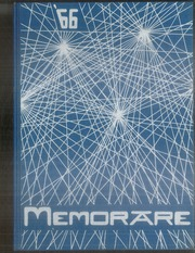 1966 Edition, St Bernards High School - Memorare Yearbook (St Paul, MN)