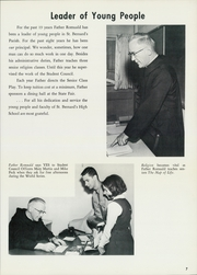 Page 11, 1966 Edition, St Bernards High School - Memorare Yearbook (St Paul, MN) online yearbook collection