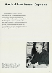 Page 13, 1966 Edition, St Bernards High School - Memorare Yearbook (St Paul, MN) online yearbook collection