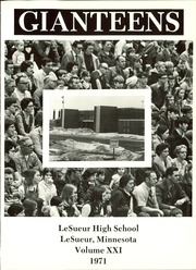 Page 5, 1971 Edition, Le Sueur High School - Gianteens Yearbook (Le Sueur, MN) online yearbook collection