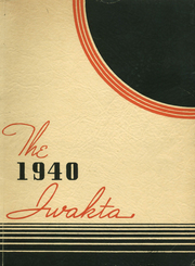 Morris High School - Iwatka Yearbook (Morris, MN) online yearbook collection, 1940 Edition, Page 1