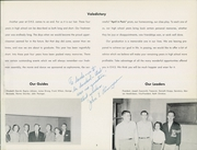 Page 9, 1956 Edition, Ely Memorial High School - Timberlane Yearbook (Ely, MN) online yearbook collection