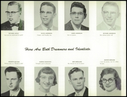 Page 10, 1957 Edition, Ely Memorial High School - Timberlane Yearbook (Ely, MN) online yearbook collection